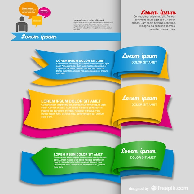 Book labels set Vector | Free Download