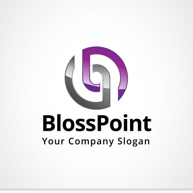 Письмо bp logo Бесплатные векторы