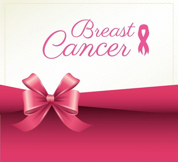 Breast cancer campaign Premium Vector
