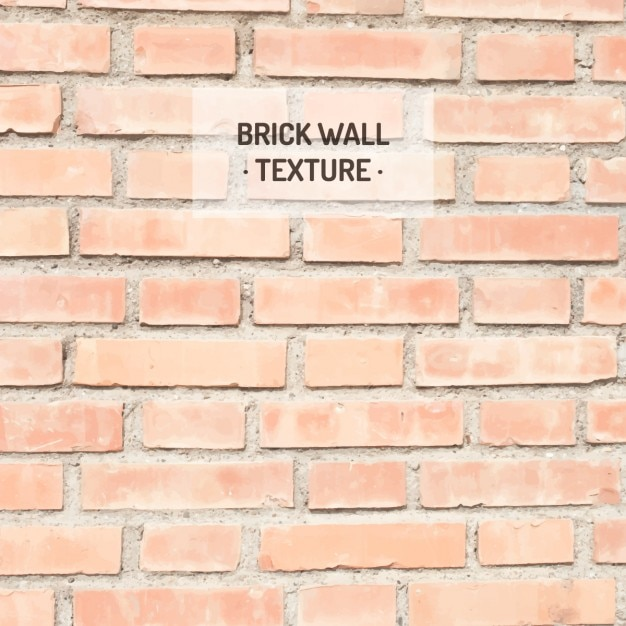 Brick Wall Texture Free Vector