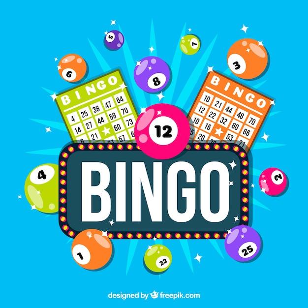 Bingo Graphic Design