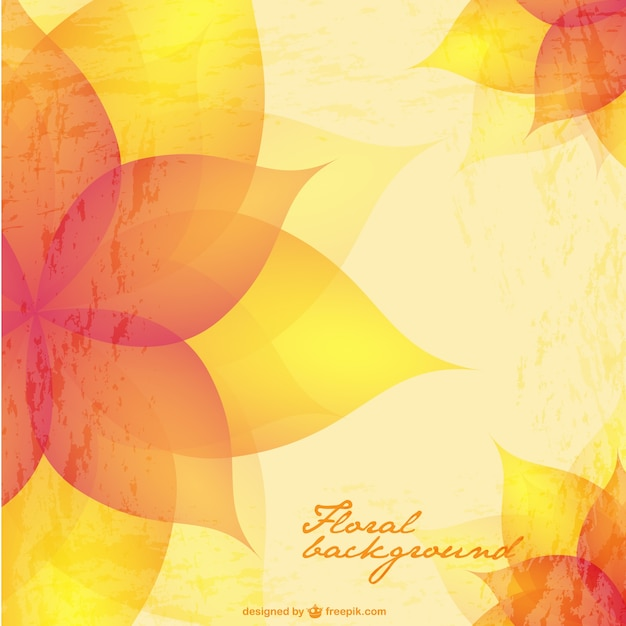 Bright floral background vector free download bright floral background free vector mightylinksfo