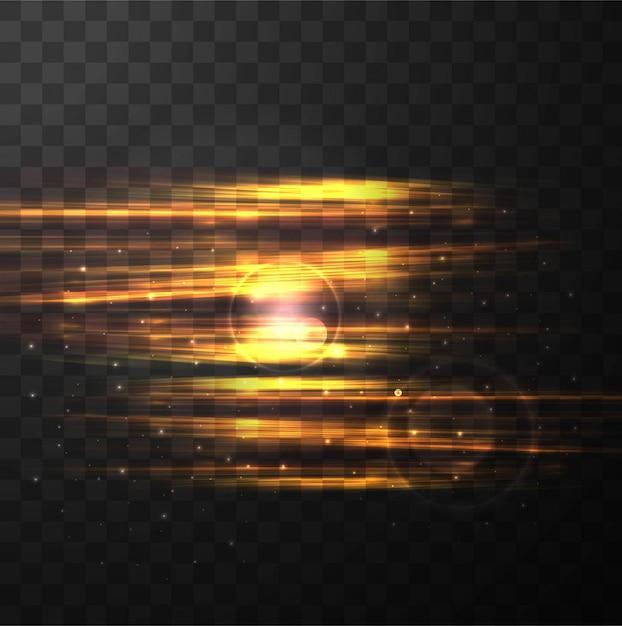 Фон современные фонари Бесплатные векторы