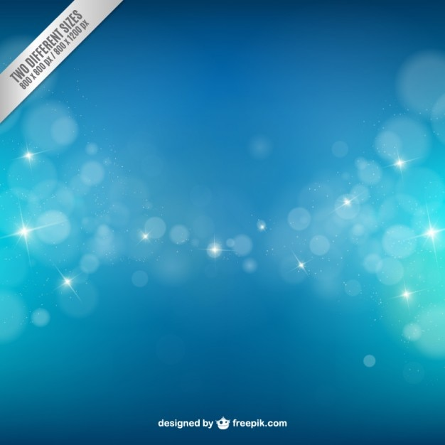 Bright lights background Free Vector