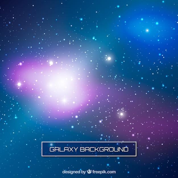 Bright universe background