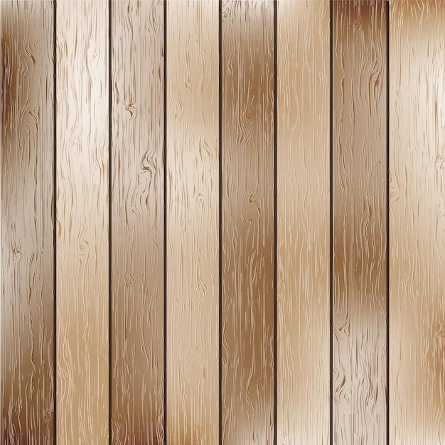 Bright wooden texture Premium Vector
