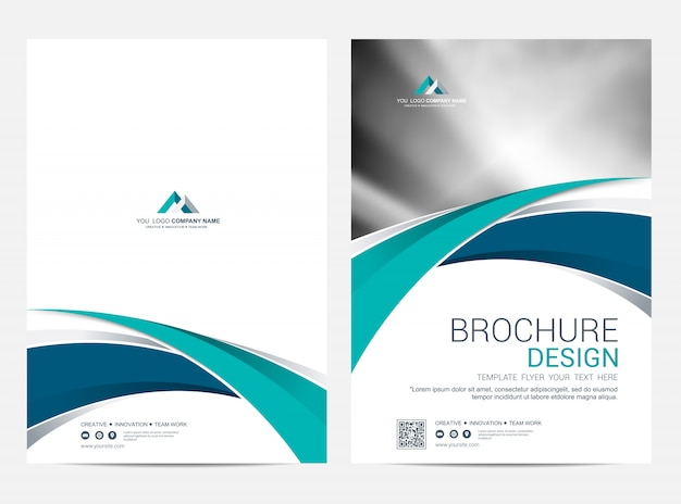 Background Flyer Design