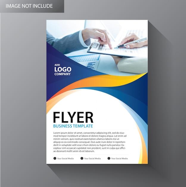 Brochure Template Layout Vector Premium Download