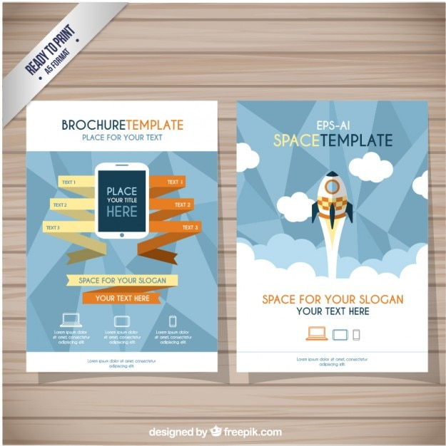 graphic design flyer templates free