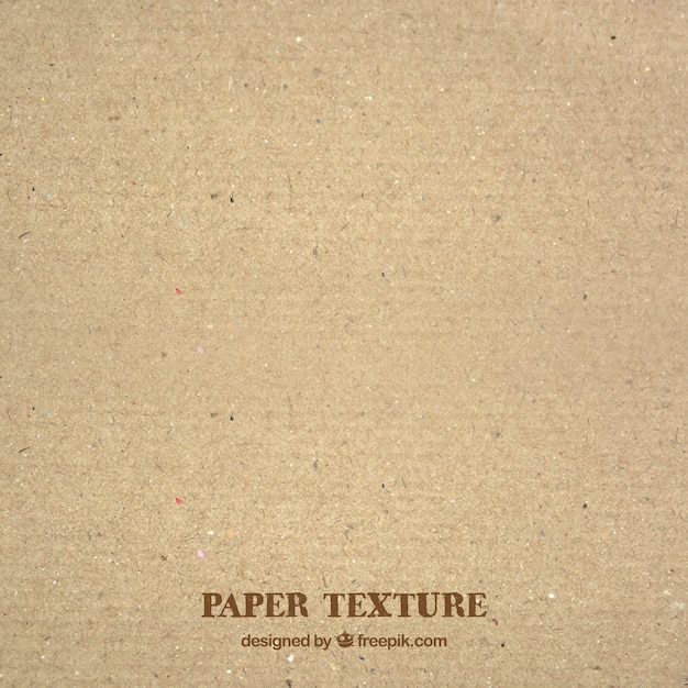 Brown paper texture Free Vector