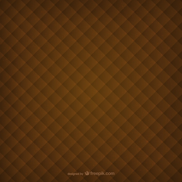 Brown squares texture vector Free Vector