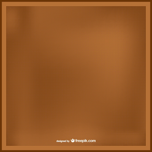 Brown texture with dots