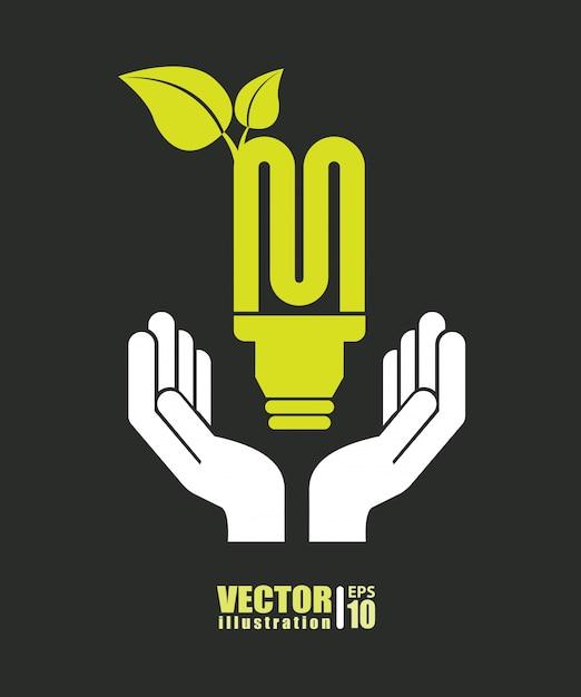 Bulb Free Vector