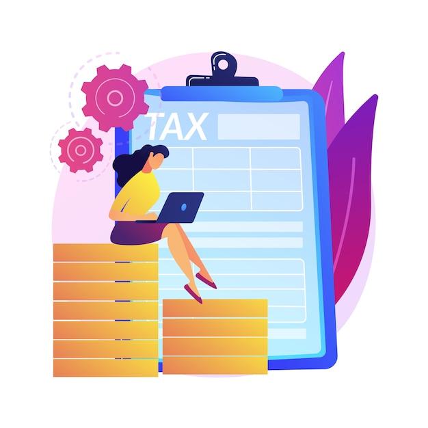 Бизнес-консультант. успешный предприниматель. деловые инвестиции. бухгалтер с ноутбуком мультипликационный персонаж. бухгалтерский учет, бухгалтерия, сберегательный счет. изолированная концепция метафоры иллюстрации Бесплатные векторы