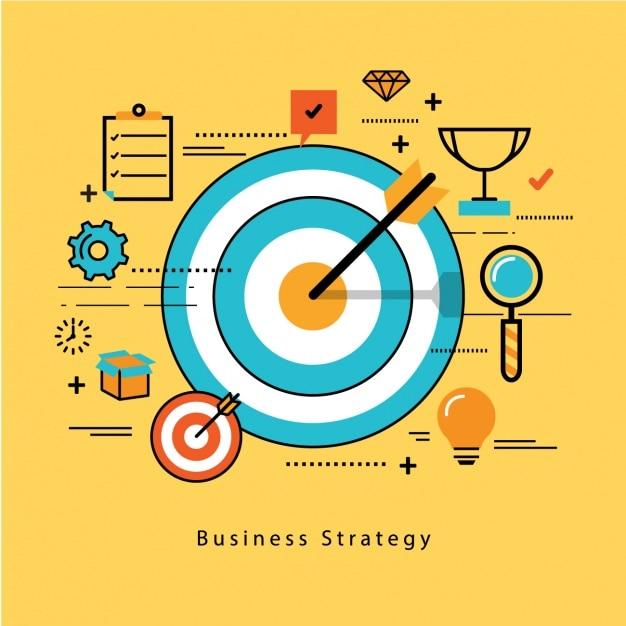 La stratégie pour atteindre ses cibles