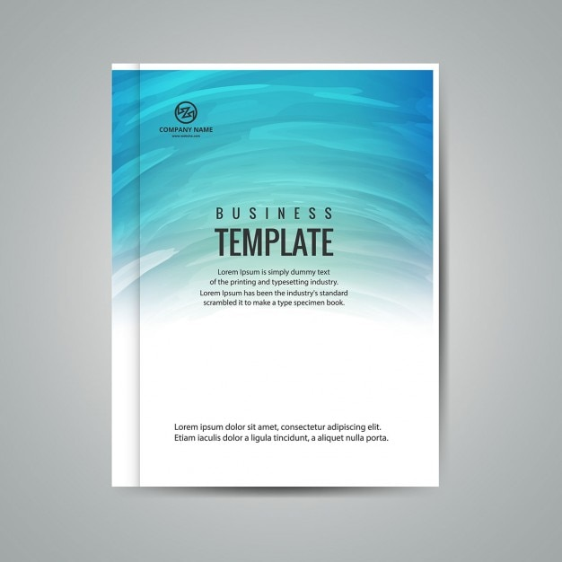 Business booklet template vector free download business booklet template free vector wajeb Gallery