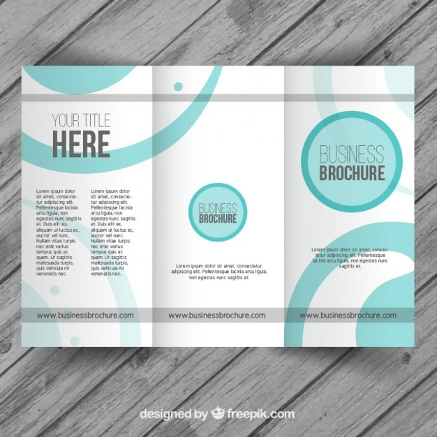 Free business brochure templates download idealstalist business brochure template vector free download cheaphphosting Image collections
