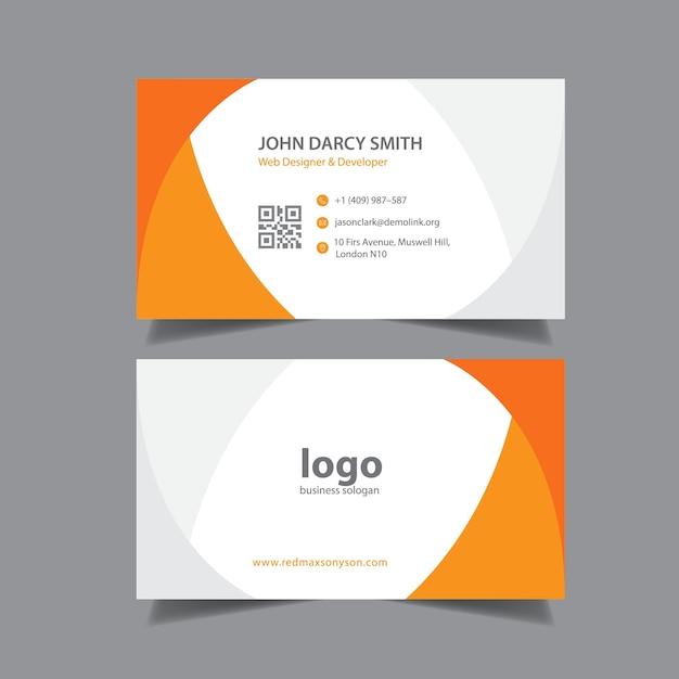 Business card design for office vector premium download business card design for office premium vector colourmoves