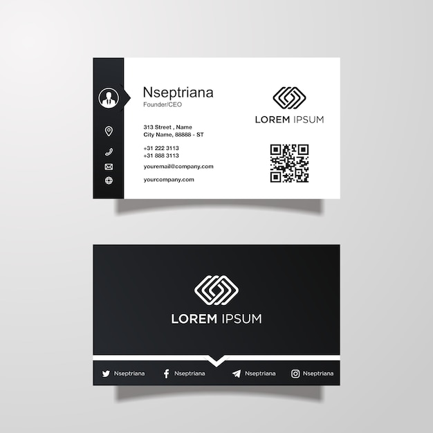 Business card design professionals vector premium download business card design professionals premium vector colourmoves
