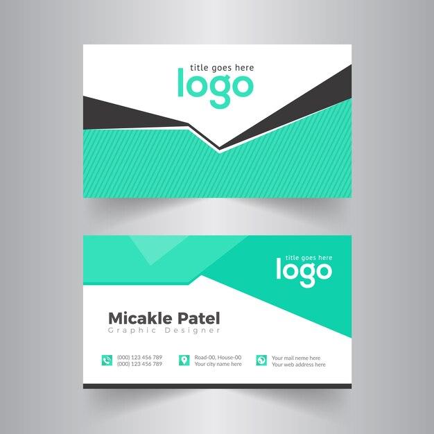 Business card design template vector premium download business card design template premium vector colourmoves