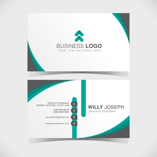 Free vector business card cdr real clipart and vector graphics business card design cdr file free download image collections card rh reheart org reheart Choice Image
