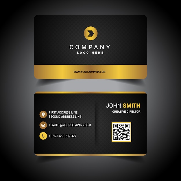 Business card template design vector free download business card template design free vector flashek