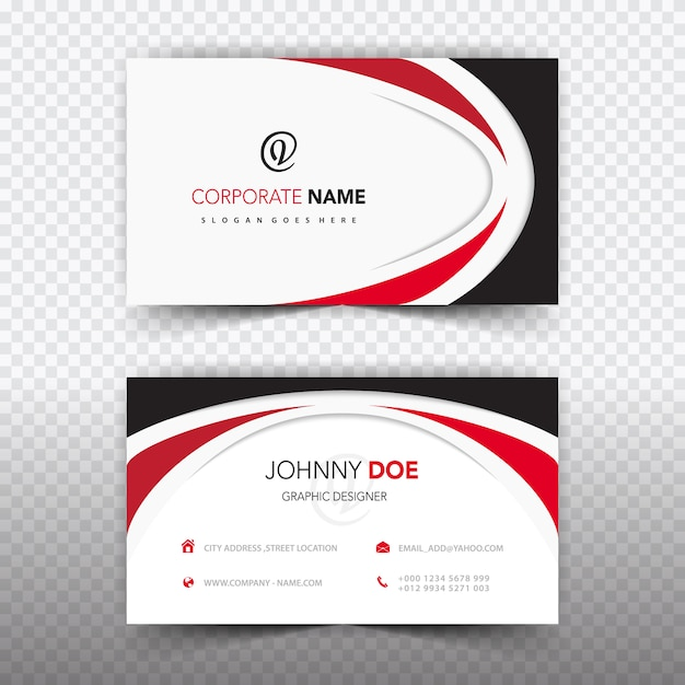 how to make business cards free download