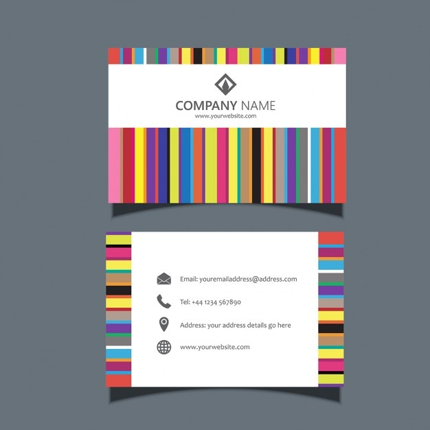 Line Card Template Business Card TemplatesTemplate Page 19 – Line Card Template