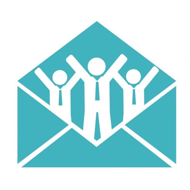 business email vector free download. Black Bedroom Furniture Sets. Home Design Ideas