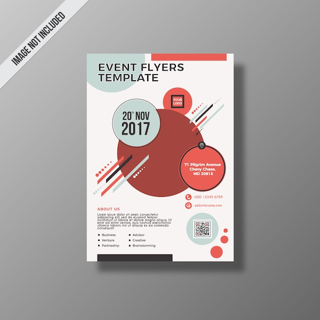 business event flyer templates