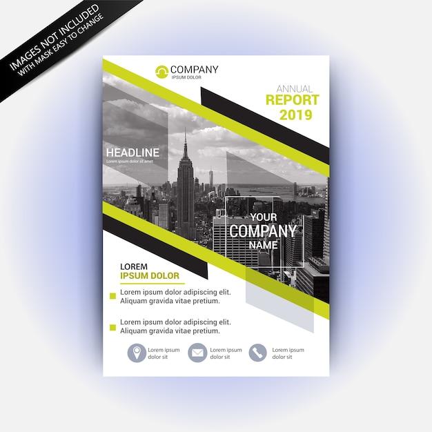 Business flyer mockup Vector | Premium Download