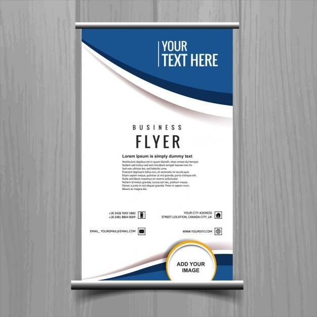 Business flyer template vector free download business flyer template free vector cheaphphosting