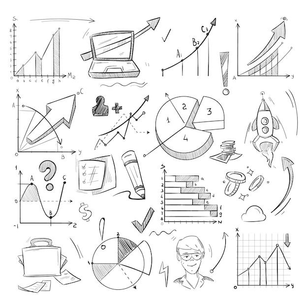 Business idea Premium Vector