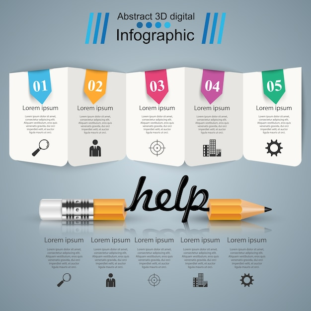 Business Infographics Premium Vector