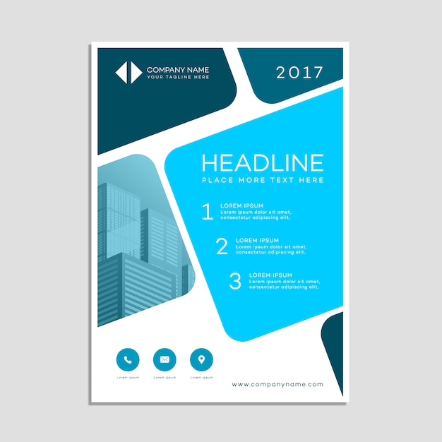 Business poster template vector free download business poster template free vector wajeb