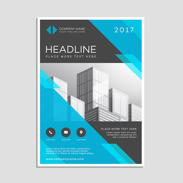 Business poster template vector free download business poster template free vector wajeb Gallery