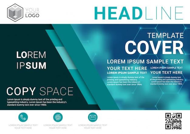 business presentation layout design template vector premium download