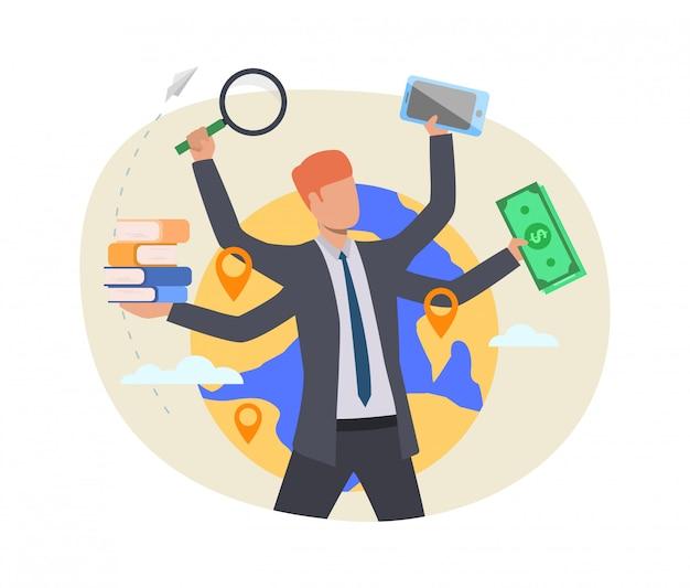 Chuyên môn tốt là tiêu chí lựa chọn công ty phân tích thị trường quan trọng
