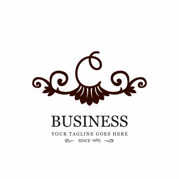 Cビジネスのロゴ 無料ベクター