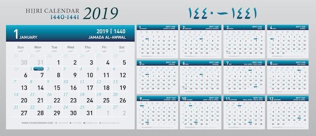 Hijri to Gregorian Date Converter - Islamic Date Converter