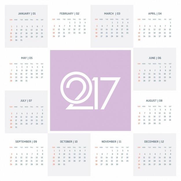 calendar square
