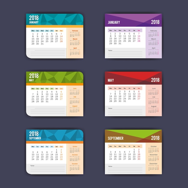 Calendar months isolated icon Premium Vector