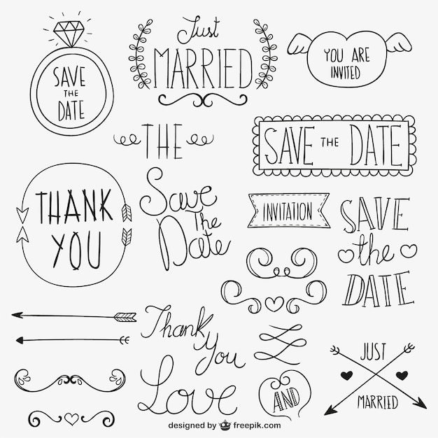Calligraphic wedding ornaments vector free download calligraphic wedding ornaments free vector stopboris Choice Image