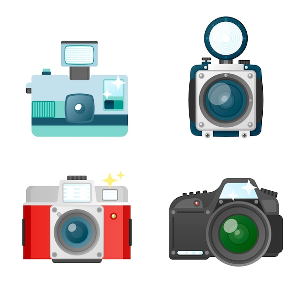Camera design collection
