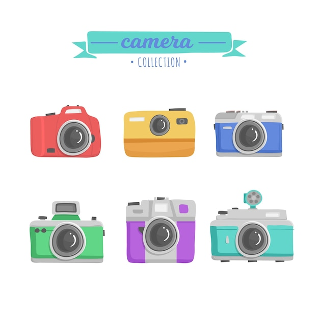 Camera designs collection