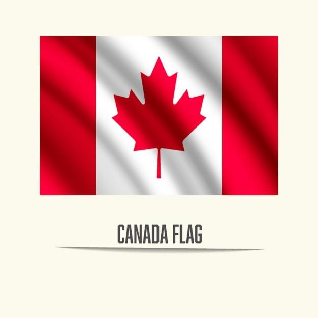 Canada flag Vector   Free Download