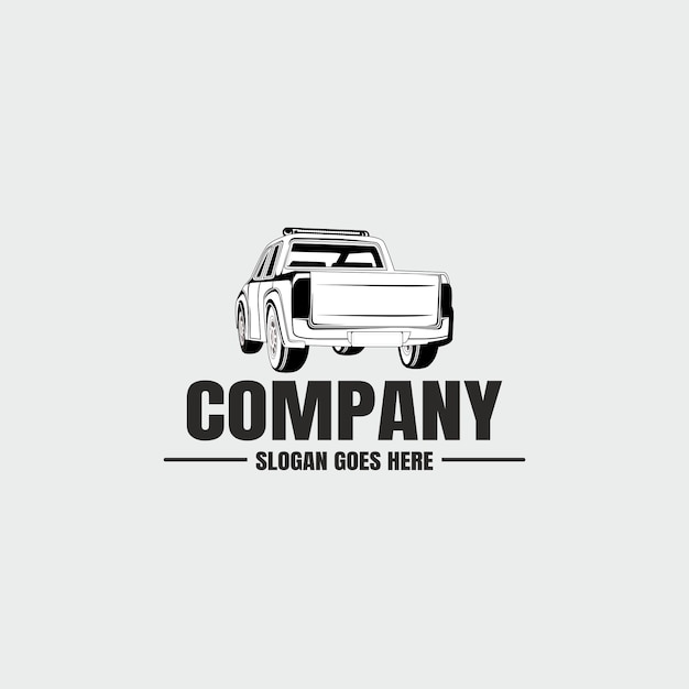 Car automotive industry logo Premium Vector