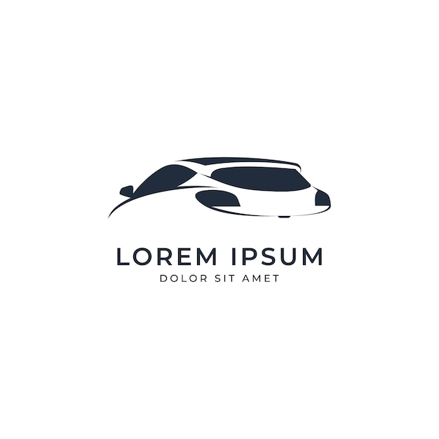 Car Logo Template Vector Premium Download