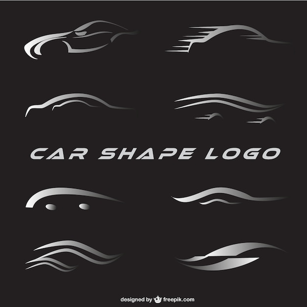 Car Logos Set Vector Free Download