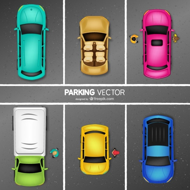 Games Parking Cars Y